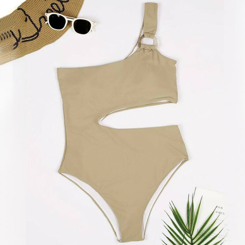 Mặc gì đẹp: Tắm biển vui với Đồ Tắm Một Mảnh Có Mút Đệm Cho Nữ