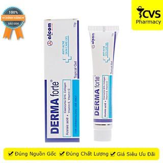 Derma Forte 15g - Kem ngừa mụn, mờ sẹo - cvspharmacy