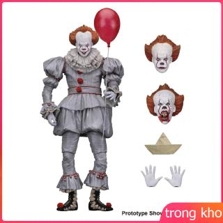 NECA – IT – 7″ Scale Action Figure – Ultimate Pennywise