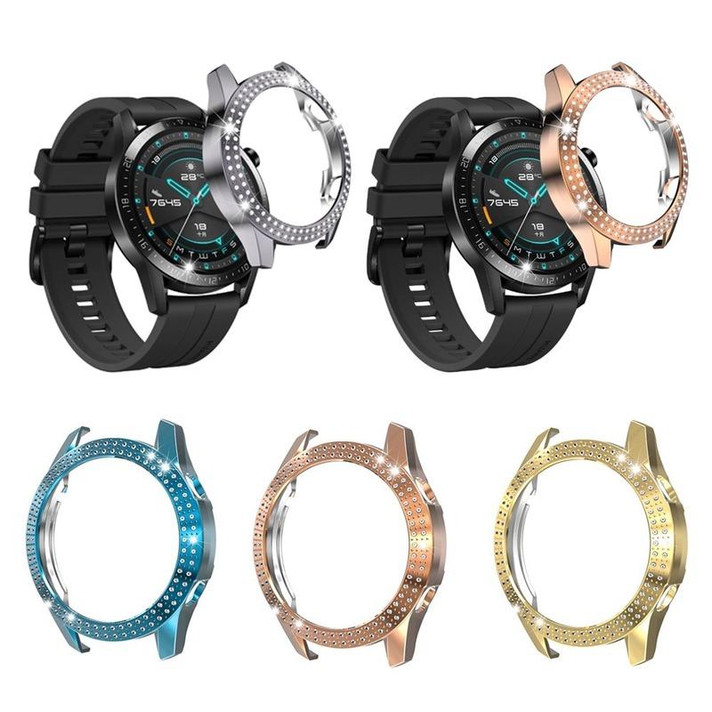 Ốp bảo vệ mặt đồng hồ thông minh Huawei watch GT 2 46mm