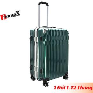 Vali nhựa nắp gập immaX A19 size 24inch ký gửi hành lý bảo hành 2 năm chính hãng, 1 đổi 1 trong 12 tháng thumbnail