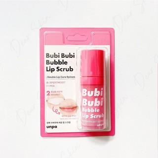 Tẩy da chết môi Bubi Bubi Lip mẫu mới thumbnail