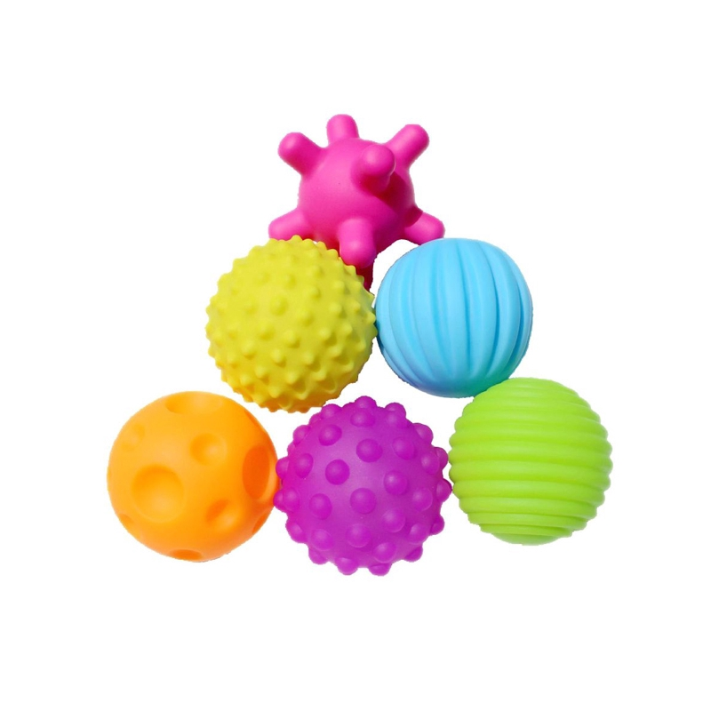 FTR Baby Sensory Toy Ball Set Early Learning Educational Toys