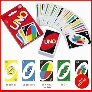 Bộ bài Uno Giấy cứng | TẠI HÀ NỘI