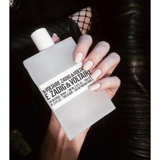 [ Mẫu thử ] Nước hoa kem bơ sữa quyện hạt dẻ nướng Zadig & Voltaire This is Her EDP thumbnail