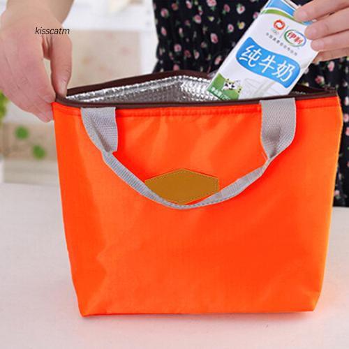 Túi đựng hộp cơm trưa giữ nhiệt chống thấm tiện dụng