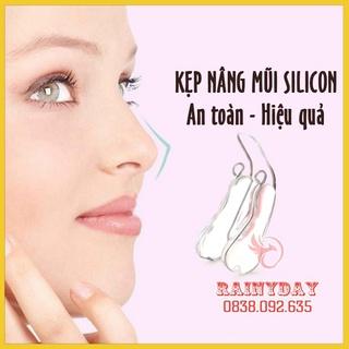 Kẹp mũi cao, kẹp nâng mũi cao định hình gọn mũi dụng cụ kẹp nâng mũi silicon tại nhà cao cấp [ LOẠI 1 ]
