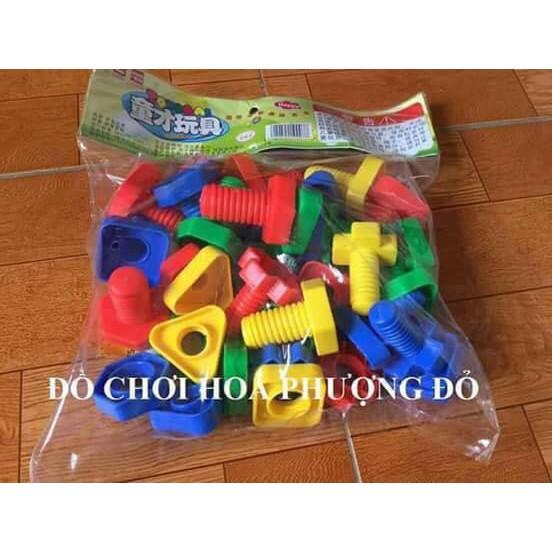 đồ chơi ốc vít luyện tay