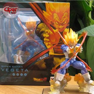 Mô hình Vegeta chiến đấu – Dragon Ball