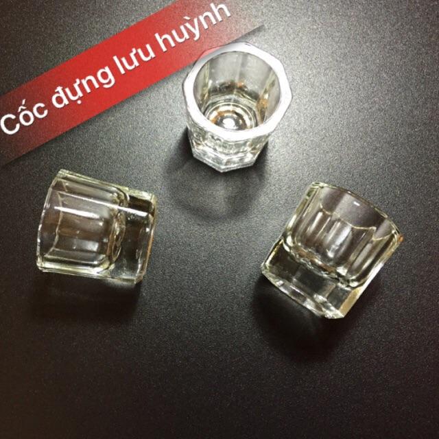 Cốc đựng lưu huỳnh ( loại k có nắp )