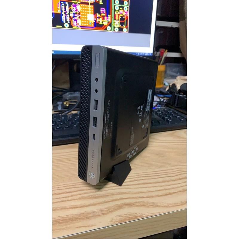 HP elittedesk 705 g4 mini ryzen 3 2200GE