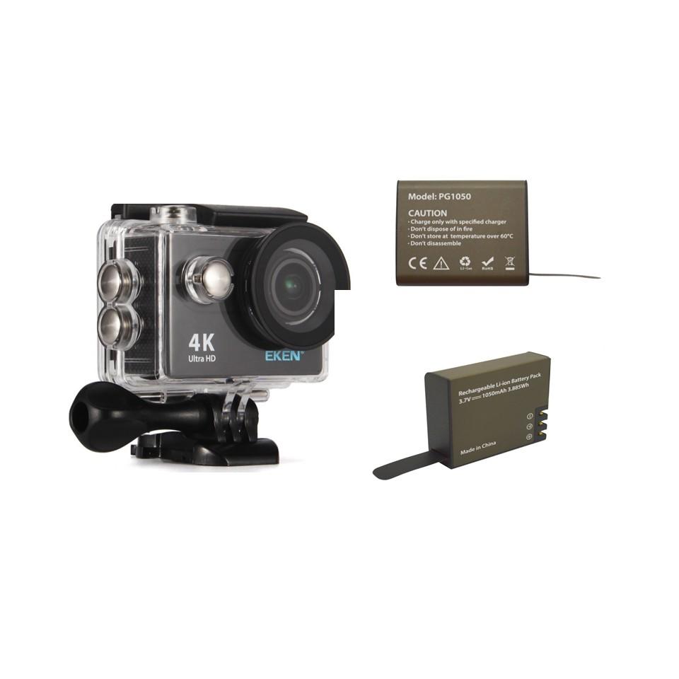 Pin Camera thể thao H9r