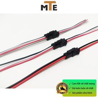 Cặp jack kết nối đực cái SM-2P, SM-3P, SM-4P 2.54mm