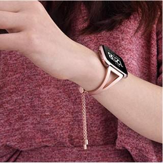 Dây đeo thay thế sang trọng nữ tính cho đồng hồ Fitbit