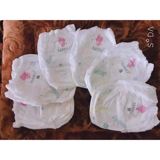 Bỉm quần nanu baby M100/L100/XL100/XXL100