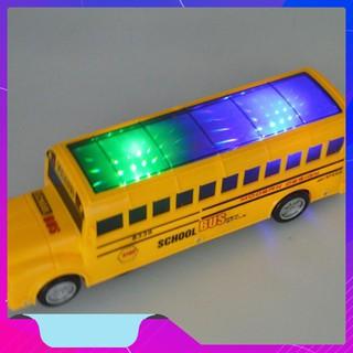 [HÀNG MỚI] Xe Bus Phát Nhạc (Giao Màu Ngẫu Nhiên)