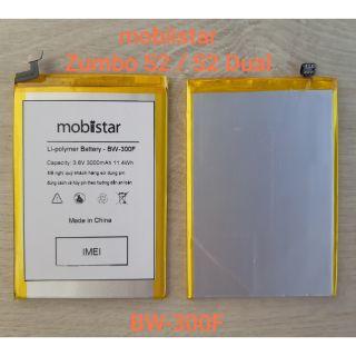 Pin CHÍNH HÃNG mobiistar Zumbo S2 - S2 Dual (BW-300F) thumbnail