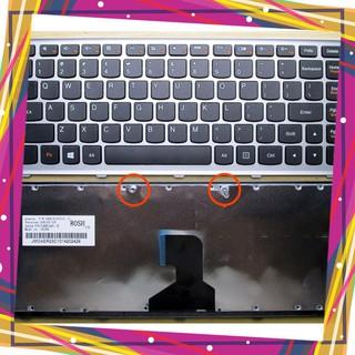 Bàn phím Laptop IBM Lenovo IdeaPad Z400 Z400A Z400T Z400N Z400 P400 Z410 Z400P 25206098 25206029 MP-12J33USJ686 thumbnail