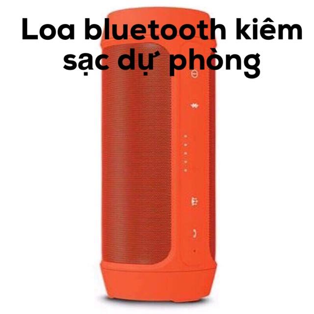 Loa bluetooth kiêm sạc dự phòng Charge 2 âm thanh hay, hình thức đẹp
