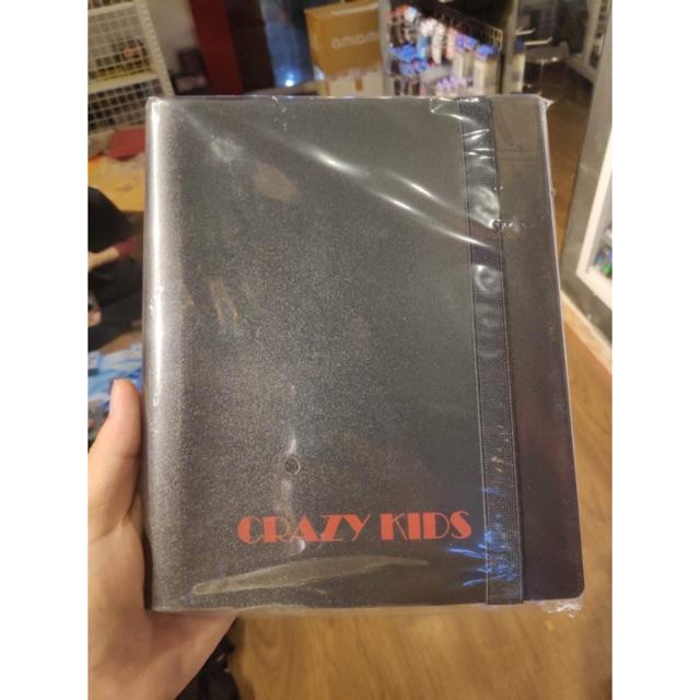 Sổ đựng card , Album Sưu Tập thẻ bài 4-Pocket đen 2x2 (Tối Đa 160 Lá Bài)