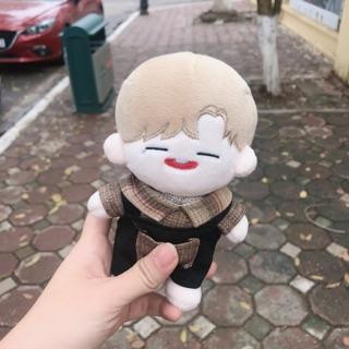(Nhượng) Doll Kang Daniel_Onlydoll Ashniel 15cm hàng fansite_ búp bê thần tượng