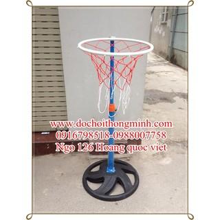 Cột bóng rổ điều chỉnh độ cao