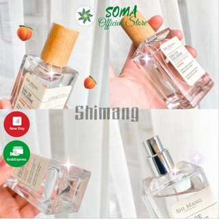 Nước hoa Body Mist Shimang I Nước hoa toàn thân dùng được cho cả nam và nữ thumbnail