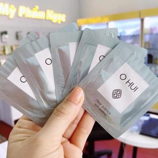 Sample [Gói] Tẩy Tế Bào Chết Ohui Clear Science Soft Peeling 1ml thumbnail