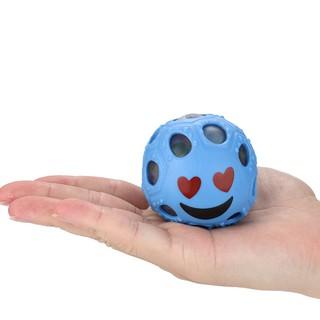 đồ chơi gudetama bóp trút giận mặt cảm xúc có hạt nở mã WIN62