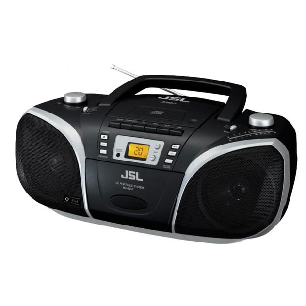 Máy học ngoại ngữ chạy đĩa CD, MP3, USB hãng JSL RC-EZ57B