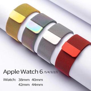 Dây thép Apple Watch Series 5/4/3/2/1 – Dây đồng hồ thông minh T500, HW12