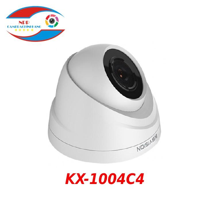 Camera Dome HDCVI Hồng Ngoại 1.0 Megapixel KBVISION KX-1004C4 - Hàng Chính