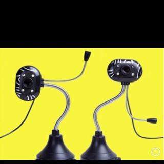 (Rẻ Vô Địch) Webcam cao kèm míc và đèn