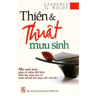 Sách - Thiền & Thuật Mưu Sinh thumbnail
