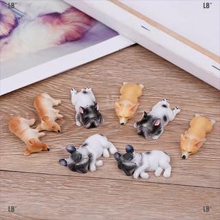 Đồ chơi hình chú cún ngủ đáng yêu trang trí cho nhà thumbnail