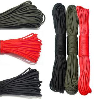 2mm Parachute Cord Paracord Single Core Survival Rope Outdoor Camping Hiking 100ft / 31m