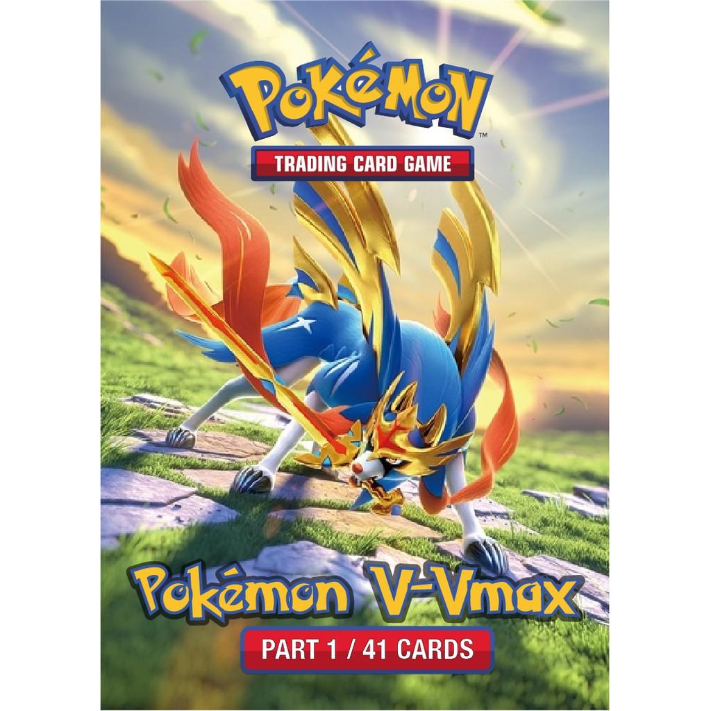 [BÀI IN] Combo bộ sưu tập thẻ bài Pokemon V & Vmax đã phát hành – PART 1