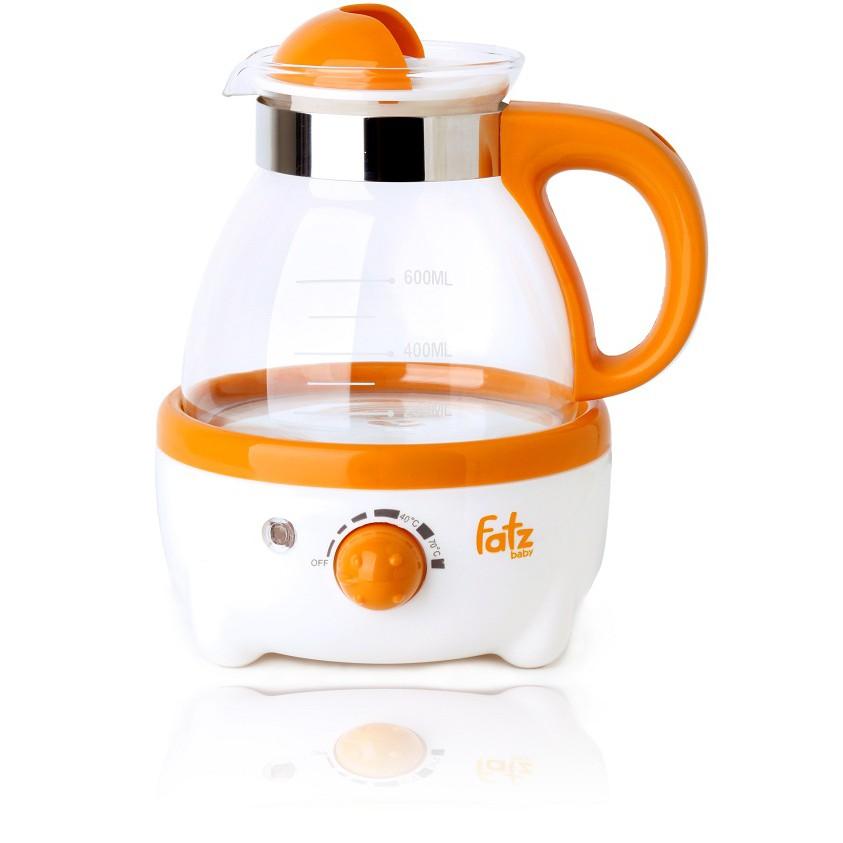 Máy hâm nước pha sữa 600ml Fatzbaby có đồng hồ đo nhiệt độ Fazt Baby FB3009SL - 3440820 , 565226425 , 322_565226425 , 680000 , May-ham-nuoc-pha-sua-600ml-Fatzbaby-co-dong-ho-do-nhiet-do-Fazt-Baby-FB3009SL-322_565226425 , shopee.vn , Máy hâm nước pha sữa 600ml Fatzbaby có đồng hồ đo nhiệt độ Fazt Baby FB3009SL