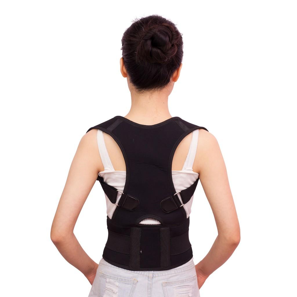 Đai định hình cột sống, chống vẹo lưng, nhức mỏi vai gáy, mỏi lưng, ngăn ngừa bệnh lý về cột sống