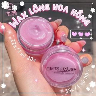 WAX LÔNG HANDMADE MIMI HOUSE
