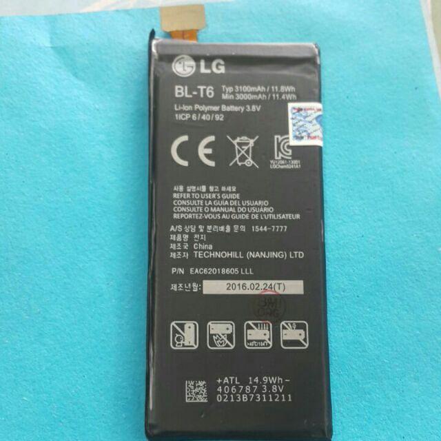 Pin LG optimusGK/ F220L/F220k/ mã trên pin BL-T6