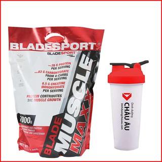 Sữa tăng cân, tăng cơ Muscle Maxx size 7kg của hãng Blade