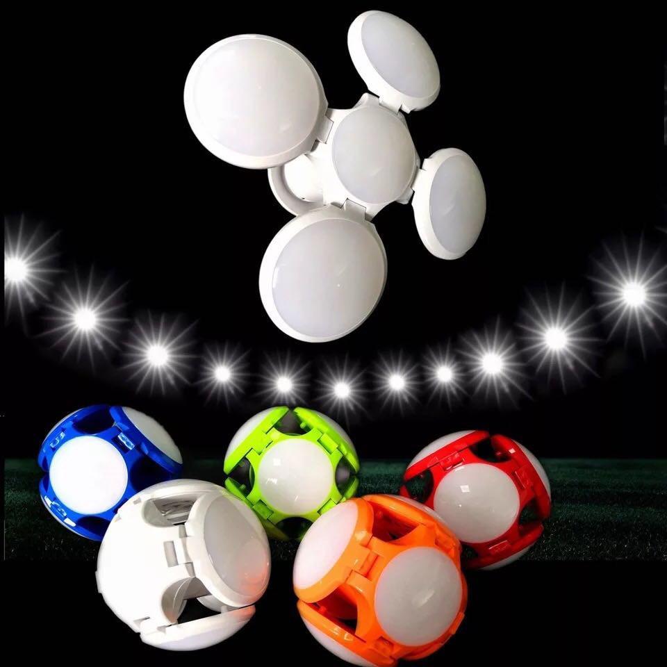 Đèn Led 4 Cánh Football UFO Lamp - 40W- Đuôi E27 Siêu Bền 7000k | Shopee  Việt Nam