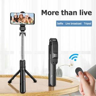 Gậy Chụp Ảnh Tự Sướng XT02 3in1 kết nối Bluetooth, 3 Chân Đa Năng, Chụp Hình Selfie,Giá đỡ điện thoại livestream (GD250)