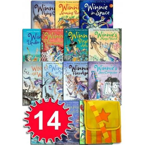 Bộ truyện Winnie the witch 14 cuốn kèm 1 túi - 3195482 , 739621091 , 322_739621091 , 490000 , Bo-truyen-Winnie-the-witch-14-cuon-kem-1-tui-322_739621091 , shopee.vn , Bộ truyện Winnie the witch 14 cuốn kèm 1 túi