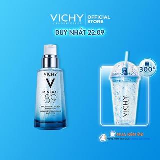 Dưỡng chất giàu khoáng chất Mineral 89 Vichy Mineral 89 50ml