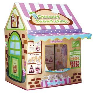 Nhà bóng cho bé tiệm bánh ngọt BBT Global 1258