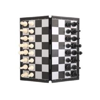 [SALE 10%] Bàn cờ vua nam châm mini gấp gọn bỏ
