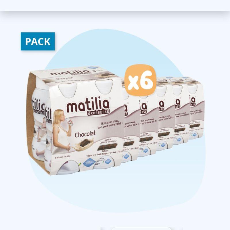 [Bill Pháp đi air] Sữa bầu Matilia vị socola date 2022