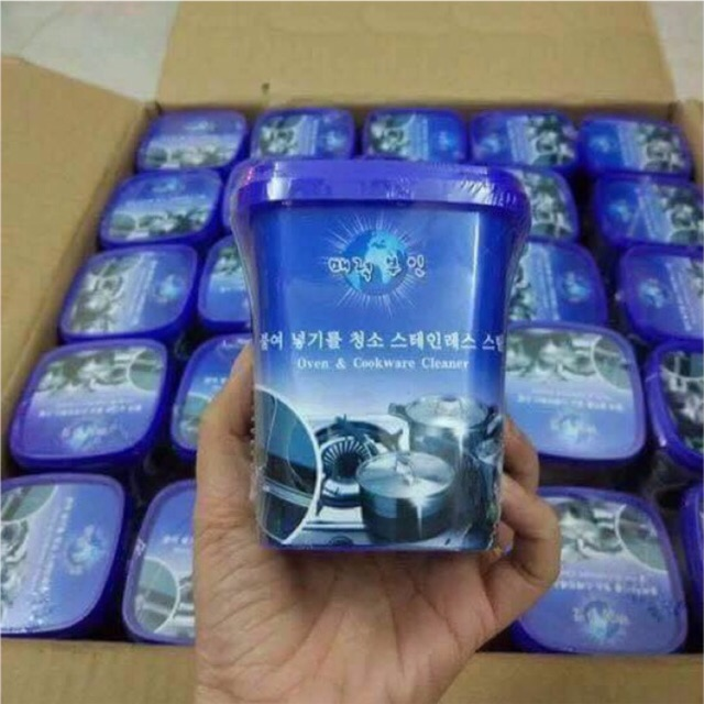 Kem tẩy xoong nồi, inox, đồ gia dụng đa năng Hàn Quốc - 2528144 , 842175428 , 322_842175428 , 39000 , Kem-tay-xoong-noi-inox-do-gia-dung-da-nang-Han-Quoc-322_842175428 , shopee.vn , Kem tẩy xoong nồi, inox, đồ gia dụng đa năng Hàn Quốc